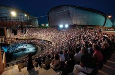 Auditorium - Parco della Musica, Rome, 2002 - RPBW - Renzo Piano Building Workshop