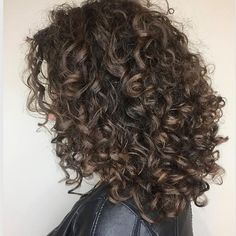 We've got a serious curl crush on this defined ringlet style from Aveda Artist Gianne Nascimento. To create the look, she used Aveda Be Curly Curl Enhancer and dried with a diffuser.