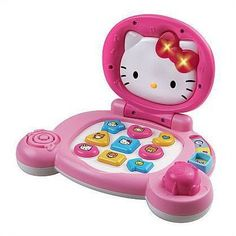 Hello Kitty Laptop Baby Hello Kitty 12+ mnd Vtech Dutch Brand New! Veiling in de Cadeautjes & Speelgoed,Babyspullen Categorie op eBid Nederland | 141199368