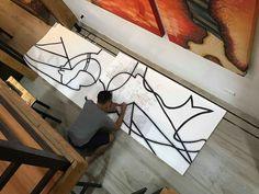 Louie at work in Studio 29 (CDO) Contemporary Art, Studio, Home Decor, Cagayan De Oro, Decoration Home, Room Decor, Studios, Home Interior Design