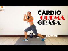 Adelgazar brazos y espalda - RUTINA 434 - Eliminar grasa de brazos y espalda - Dey Palencia Reyes - YouTube
