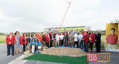 IDEA Public Schools Breaks Ground on New Campus - Texas Border Business Tarrant County, Rio Grande Valley, Board Member, Sixth Grade, Public School, Chester, Schools, Jr