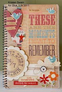 Moments to remember book. Ticket stub, picture film, other mementos. Add short synopsis of what you liked about that day. Can make a romantic one for lover, or personal one for yourself.