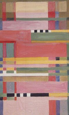 Minimalism: Bauhaus Textiles in 2020 (With images) Design Bauhaus, Bauhaus Art, Textile Patterns, Textile Prints, Textile Art, Geometric Patterns, Karl Valentin, Bauhaus Textiles, Red Art