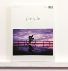 Now stocking #biking #magazine @farridemag from #southkorea 'Documenting Cycling Journeys Around the World' #cycle #ride #biking #bromping #losangeles #pamirhighway #montreal #courier