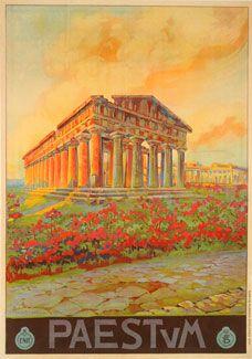"""""""Paestum"""" Alicandri - c1930"""