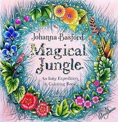 A guirlanda.  #magicaljungle  #selvamagica #johannabasford #editorasextante…