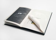 Hard cover brochure design by Face for Mexican luxury property development Highpark
