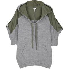 Hoodies - Womens Hooded Sweatshirts Spring 2013 : ultimate lounge but cute attire null Sport Outfits, Casual Outfits, Hooded Sweatshirts, Hoodies, Sweatshirt Outfit, Sport Casual, Mode Style, Lounge Wear, Lounge Outfit