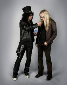 Slash & Zakk Wylde