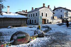 Bansko city center. Things to do in Bansko, Bulgaria http://www.adventureflair.com/bansko-bulgaria/