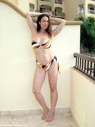 Very slim women nude