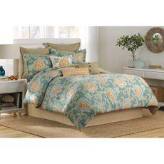 B. Smith® Bakari 4-Piece Comforter Set - Bed Bath & Beyond