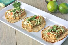 Paleo Fish Tacos from Against All Grain
