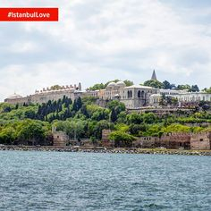 The palace and gardens of Topkapi are all you need to feel #IstanbulLove!