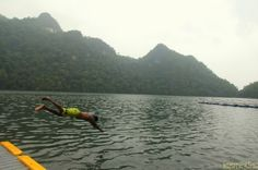 Paddling the breathtaking waters of the Langkawi Islands – Malaysia
