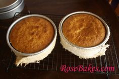 How to Bake Level Cake 10