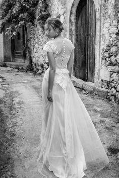 Anthousai wedding dress by Sophia Kokosalaki