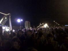 """la #molostreetparade, evento inaugurale della settimana rosaaa"" by @kindakia"