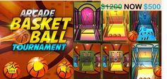 Start to Build your own 3DArcade #Basketball Tournament #Game by Customizing #Sourcecode with the best #Price.