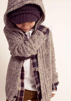 Zara Kids Winter Collection
