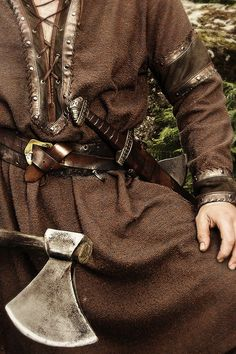stormbornvalkyrie: Vikings details 3/?