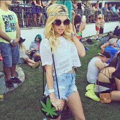 Chanel West Coast's Coachella Meltdown — Watch ShockingVideo