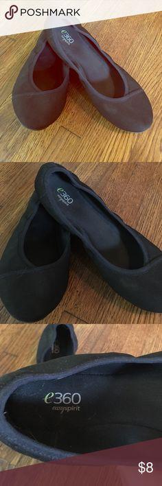 Easy Spirit e360 women's ballet flats Women's easy spirit e360 black ballet flats Easy Spirit Shoes Flats & Loafers