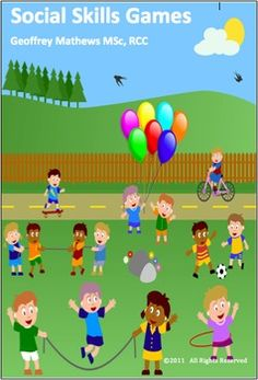 Fun Social Skills Games for Autistic Children