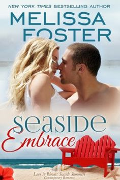 LibriAmoriMiei: Review&Giveaway: Seaside Embrace by Melissa Foster