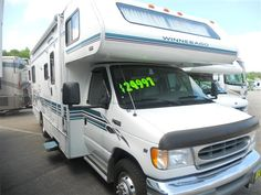 $16,977 2001 Winnebago Minnie   Chichester, NH - GRV508098 - Camping World