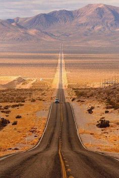 Death Valley Nevada - a strange but beautiful place.
