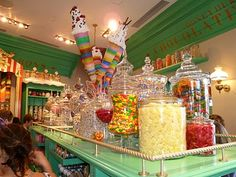 Honeydukes Sweet Shop - World of Harry Potter - Universal Florida. eating candy from there right now:)