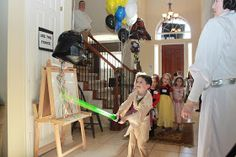 The Blackberry Vine: Star Wars Party