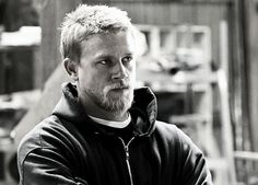 When I get married, I want to marry a man like Jax Teller. If it is Charlie Hunnam, that would be a definite plus!