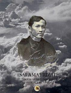 Maraming Salamat, Gat Jose Rizal. Jose Rizal, Philippines, History, Movies, Movie Posters, Historia, Films, Film Poster, Cinema