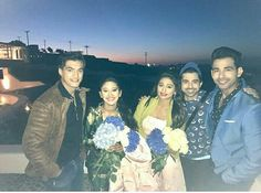 """Gaurav latest instagram post... Shivin are looking stunning together  they both are looking damn…"""""""