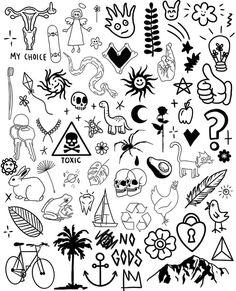 "𝑪𝖔𝖑𝖑𝖊𝖈𝖙𝖎𝖔𝖓 𝖘𝖐𝖊𝖙𝖈𝖍𝖊𝖘 on Instagram: ""Did you like the sketch? ⚫️ ⠀ ⠀ ⠀ ⠀ ⠀ ⠀ ⠀ ⠀ ⠀ ⠀ ⠀ ⠀ ⠀ 𝕭𝖞: @_tofutattoo ⠀ ⠀ ⠀ ⠀ ⠀ ⠀ ⠀ #татуировки #татуировка #тату #эскизытатуировок…"" Emo Tattoos, Sharpie Tattoos, Grunge Tattoo, Bild Tattoos, Body Art Tattoos, Tatoos, Tattoo Design Drawings, Small Tattoo Designs, Tattoo Sketches"