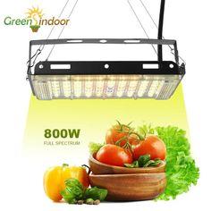 800W Phyto Lamp Full Spectrum LED Grow Light