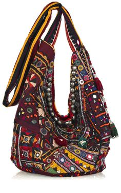 Simone Camille Bags -  one-of-a-kind bags using antique textiles and components