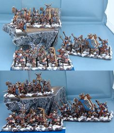 The Internet's largest gallery of painted miniatures, with a large repository of how-to articles on miniature painting Fantasy Dwarf, Fantasy Model, Fantasy Battle, Warhammer Dwarfs, Warhammer 40000, Warhammer Aos, Classic Army, Medieval Houses, Tabletop