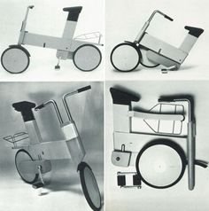 Bike of the future - 1979