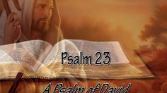 Listen to Psalm 23 and be encouraged by hearing God wants only the best things for you because He IS the Good Shepherd! The Good Shepherd, Psalm 23, Sunday School, Good News, Jesus Christ, Encouragement, Teaching, God, Dios