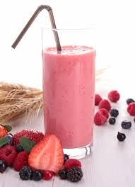 Hormone Balancing Berry Blast Smoothie Recipe - Saturday Strategy | fitlife.tv