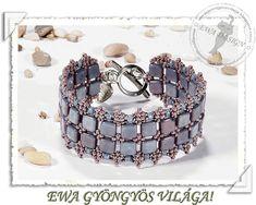Tileyo beaded bracelet PDF pattern