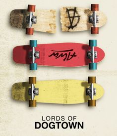 Lords Of Dogtown - Movie Poster Art Print by Joel Amat Güell Lords Of Dogtown, Old School Skateboards, Z Boys, Minimal Movie Posters, Movie Poster Art, Film Posters, Longboarding, Snowboards, Great Movies