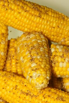 A compliment to the sweet corn on-the-cob, courtesy of Abraham Rosa Seasonings! Serve your cobs with a rub of our all-natural, all-purpose seasoning and dress your sweet corn in a salt-spice that will take the flavor into a whole new dimension. With a pairing like this, it can make one's mouth water for more.  Find out the taste yourself, and buy some of our seasonings NOW, at http://abrahamrosaseasonings.com/