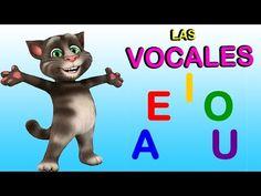 Aprendemos las vocales | Juego educativo para niños - YouTube
