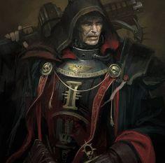 Warhammer Fantasy, Warhammer 40k Art, Inquisitor 40k, Character Art, Character Design, Character Inspiration, Warhammer Imperial Guard, Grey Knights, Sci Fi Characters