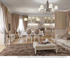 Дизайн интерьера гостиной on Дизайн интерьера квартир, фото 2015-2016…